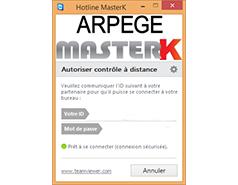 Hotline Arpege Master k